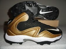 Nike Merciless Pro Shark Men's New Orleans Saints Football Cleats 15 (New)