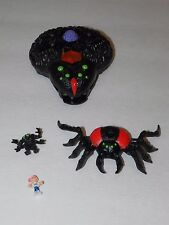 Bluebird Mighty Max TRAPPED BY ARACHNOID Nice Condition VTG HTF Spider