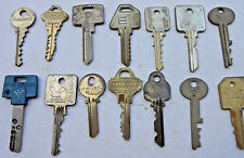 14 HIGH SECURITY keys :MEDECO, PRIMUS, EMHARD, MUL-T-LOCK, S&G,ESD...