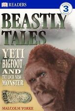 Beastly Tales (Turtleback School & Library Binding Edition) (DK Reader-ExLibrary
