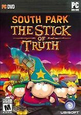 South Park: The Stick of Truth Pc (2014) Factory Sealed
