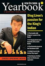 Yearbook 115. Chess Opening News. Hardcover. By The NIC Editorial team. NEW BOOK