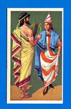 CIELO E TERRA - Imperia 1975 - Figurina-Sticker n. 236 - COSTUMI ETRUSCHI -New