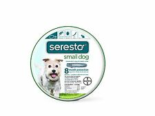 Seresto For Small Dogs 8 Month Supply Flea Tick Lice Protection EPA Approved USA