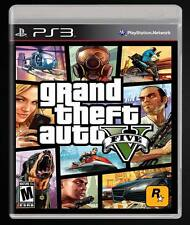 Grand Theft Auto 5 Playstation 3 Sony PS3