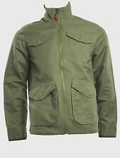 Tommy Hilfiger Men's Size XXLarge Green Preston Fisherman Jacket NEW
