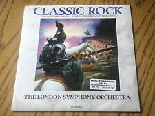 """LONDON SYMPHONY ORCHESTRA - WE DON'T NEED ANOTHER HERO     7"""" VINYL PS"""