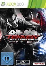 Xbox 360 Tekken Tag Tournament 2 Top Zustand
