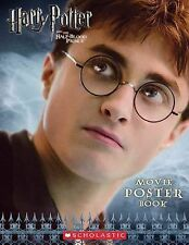 Poster Book (Harry Potter Movie 6)
