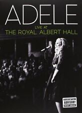 ADELE - LIVE AT THE ROYAL ALBERT HALL   - Region Free DVD + CD - Sealed