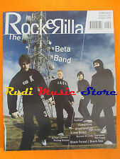 rivista ROCKERILLA 285/ 2004 Beta band Limb Bizkit Patti Smith Cocorosie *NO cd