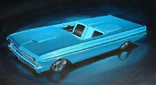 "FORD FALCON FUTURA ""Contemporary custom"" 64' - KIT TRUMPETER 1/25 n° 2510"