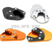 Sidestand Kickstand Extension Enlarge Foot Plate Pad KTM DUKE 125/200/390 CNC