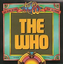 "THE WHO ""SELL OUT"" SPANISH CD FROM ""LOS 60 DE LOS 60"" COLLECTION / TOWNSHEND"