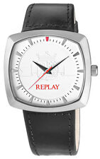 Replay Herrenuhr Armbanduhr RX5401AH1 Quarzuhr Replay-Box