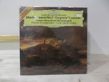 BEETHOVEN Klavierkonzert no.5 BENEDETTI MICHELANGELI  LP M-/M- DGG