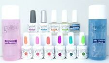 Harmony Gelish Gel Nail Polish Starter Kit All About The Glow Set + More