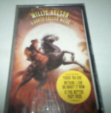 A Horse Called Music by Willie Nelson (Cassette, Jul-1989, Columbia (USA)SEALED