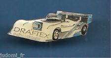 Pin's pin VOITURE TYPE LE MANS DRAFTEX INDUSTRIES (ref L11)