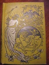 The Yellow Fairy Book by Andrew Lang circa 1900