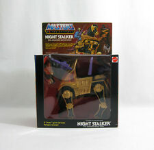 NEW 1984 Vintage He-Man ✧ NIGHT STALKER ✧ Mattel MOTU Figures MISB