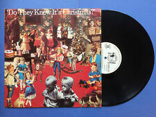 Band Aid - Do They Know It's Christmas / Feed The World, Phonogram FEED-112 Ex-