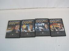 Set of 4 007 James Bond Ultimate Edition DVD Set  (SABL1702)