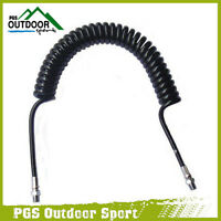Paintball Co2/AIR Coiled Remote Hose Line 3000-4500PSI