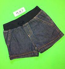 NEW** Children's Place Baby Girls Jean Shorts 4T Gift! Blue TCP Denim Nice!