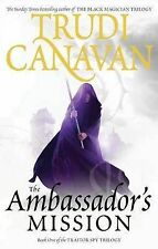 The Ambassador's Mission: Book 1 of the Traitor Spy, Canavan, Trudi, Paperback,