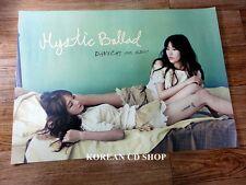 Davichi Vol. 2 - Mystic Ballad *Official POSTER* K-POP