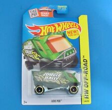 2015 HOT WHEELS INTL AERO POD  CAR KIDS TOY