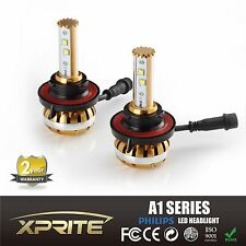 Xprite H13 9008 Hi/Lo Beam Philips LED Headlight Conversion Kit 120W 12000LM A1
