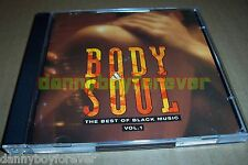 Body & Soul Best Black Music Vol 1 2 3 4 5 6 7 Sony 16 CD Lot Like You Know What