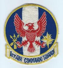 60s 1st AIR COMMANDO SQUADRON (JAPANESE MADE) patch