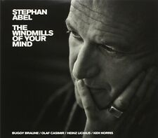 STEPHAN ABEL - THE WINDMILLS OF YOUR MIND  VINYL LP + DOWNLOAD NEU