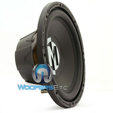 "MEMPHIS SRX12S4 12"" SUB 500W MAX SUBWOOFER 4 OHM CAR AUDIO BASS SPEAKER"