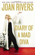 Diary of a Mad Diva by Joan Rivers (Hardcover) Diaries & Journals (BRAND NEW)