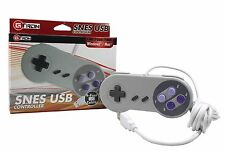 Snes USB Retro Classic Gamepad Joypad Controller For PC/MAC Super Nintendo Games