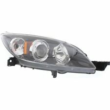 2004 - 2009 MAZDA 3 HATCHBACK HEAD LAMP LIGHT W/HID TYPE RIGHT PASSENGER SIDE