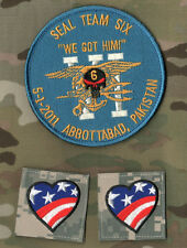 SEAL OPERATION NEPTUNE SPEAR ST6 νeΙcrο SSI: 5/2/2011 Osama bin Laden We got him