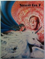 STELLAR GAS Magazine #2 [Fanzine, Finest Star Trek Fiction This Side of Orion]