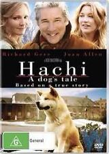 HACHI:A Dog's Tale-Region 4-Richard Gere-New AND Sealed