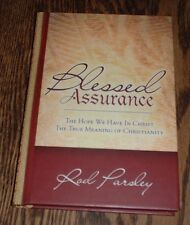 Blessed Assurance by Rod Parsley (2008, hardcover)