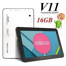 10.1'' Quad Core Google Android 5.1 Lollipop Tablet PC 16GB 1GB 10inch Bluetooth