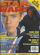 Star Wars The Official Magazine, Titan No.21, 1999 Cover #1 #B213