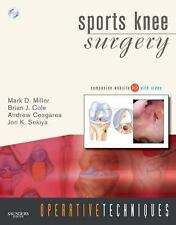 Operative Techniques: Sports Knee Surgery: Book, Website and DVD (Operative Tech