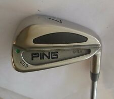 PING S59 Green Dot 7 IRON   Dynamic Gold S400 Stiff Steel Shaft, Lamkin Grip