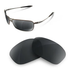 Polarized Replacement Lenses for Oakley crosshair 2 black iridium color