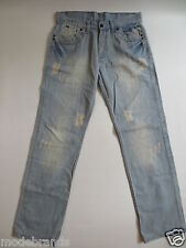 Jeans Tommy Hilfiger relaxed Button Fly 31 destroy design TIP TOP/ G92